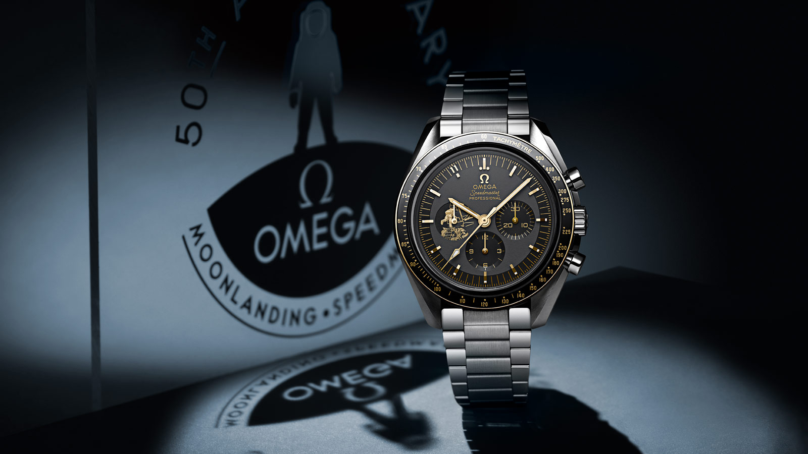 The OMEGA Moonwatch