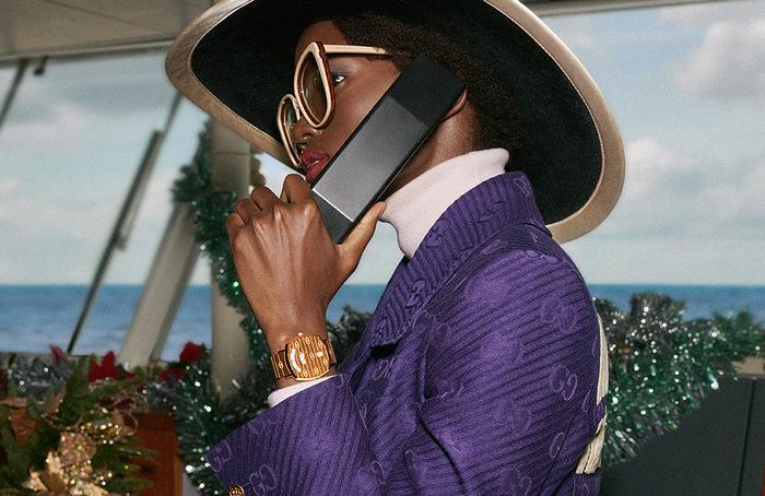 Leonard Dews: Gucci Gifts