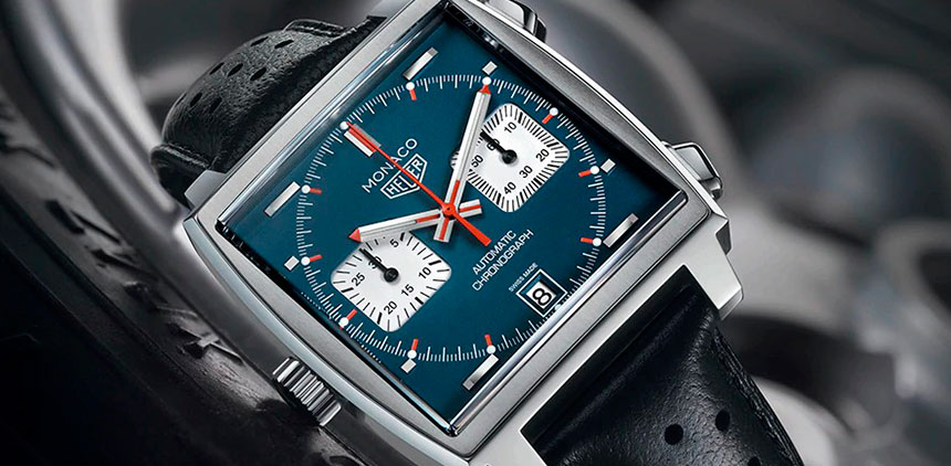 Why is blue such a popular colour for luxury watches?