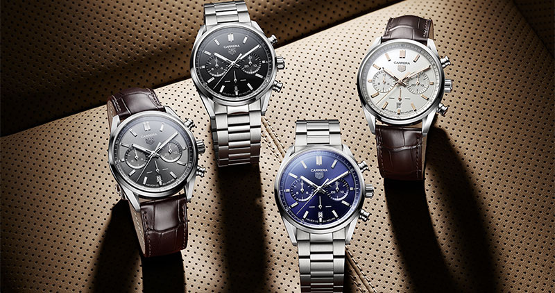 Why are chronographs such a popular luxury watch complication?