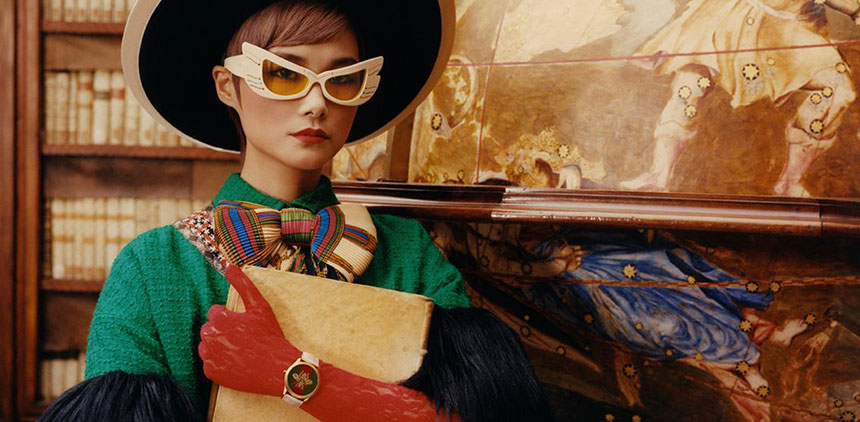 What makes Gucci such a timelessly popular luxury brand?
