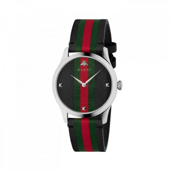 GUCCI G-Timeless Quartz 39mm Watch
