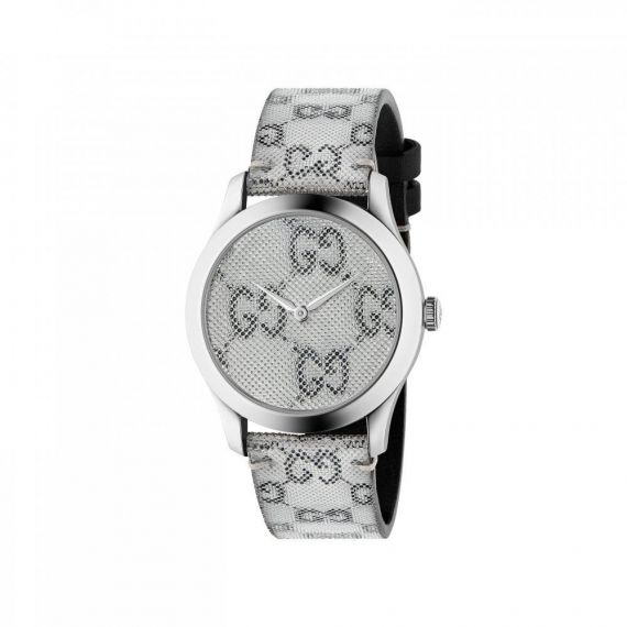 G Timeless Quartz Holographic 38mm Watch