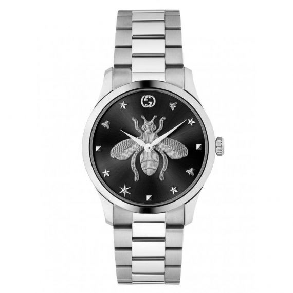 G-Timeless Quartz Steel Watch