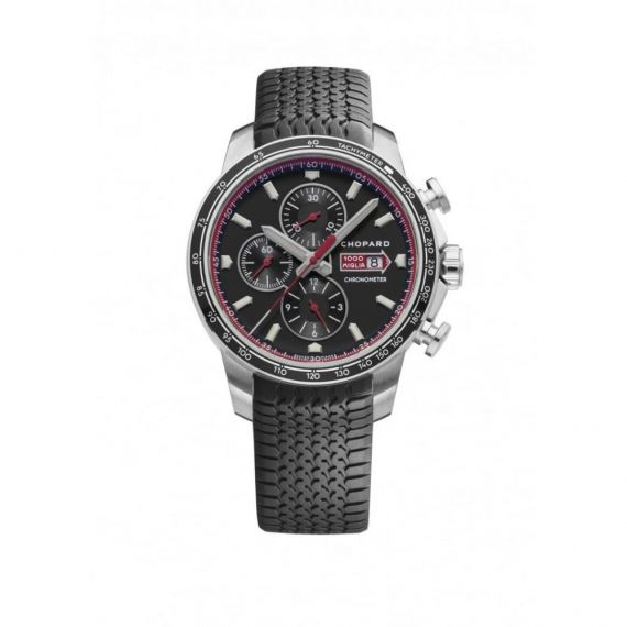 Mille Miglia GTS Chrono Stainless Steel Watch