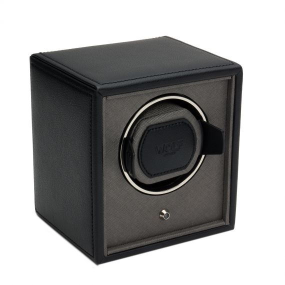 Cub Single Watch Winder Black