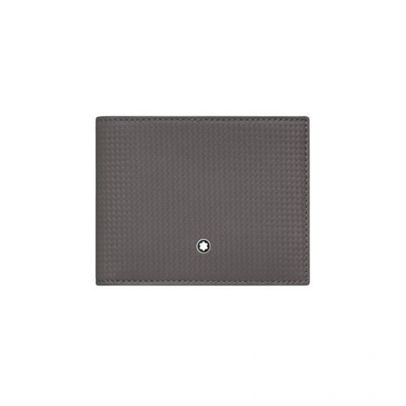 Extreme Grey and Black Wallet 8 Credit Cards