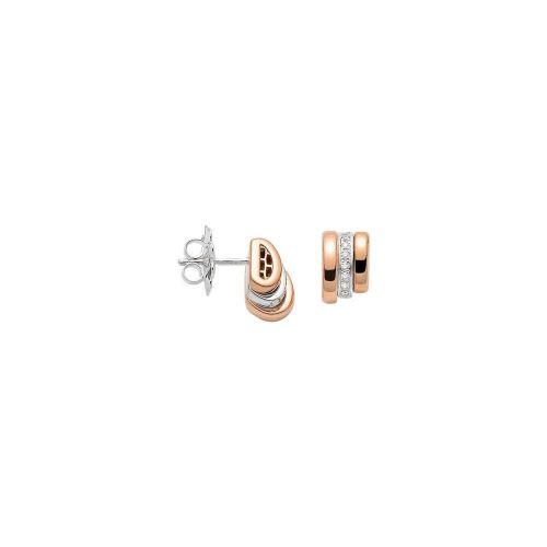 Flex'It Prima 18ct White Gold Diamond Studs