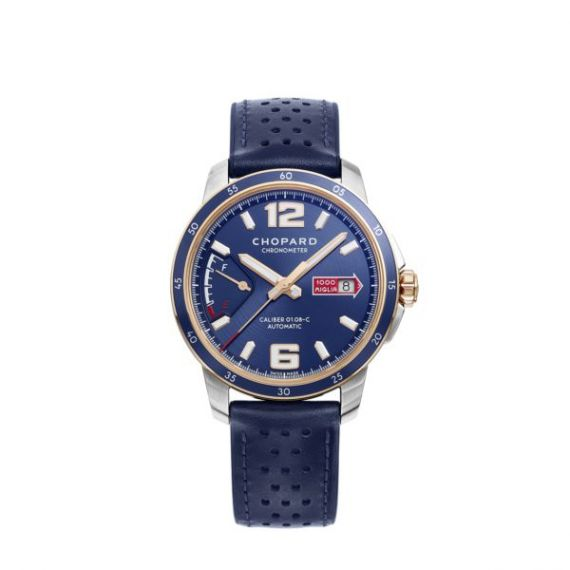 Mille Miglia Classic Racing 43mm Watch