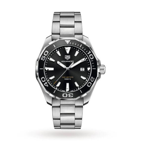 Aquaracer 43mm Quartz Watch
