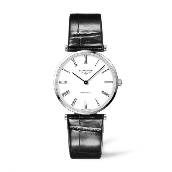 La Grande Classique Stainless Steel 38mm Automatic Watch