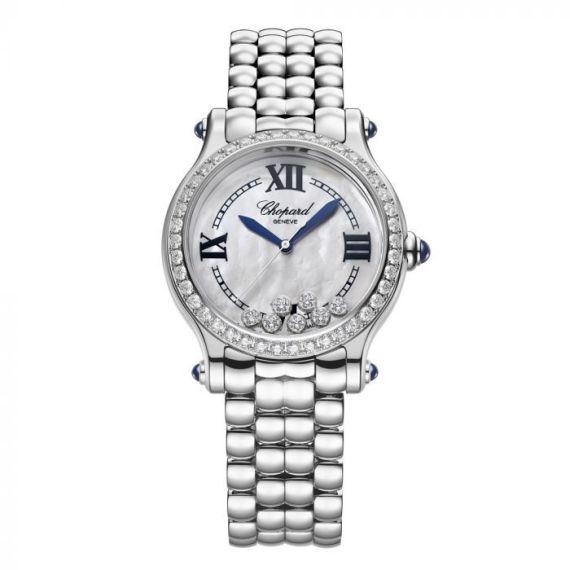 Chopard X Julia Roberts Happy Sport The First 33mm Watch