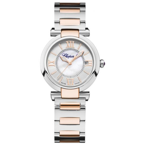 Imperiale Automatic Stainless Steel and Rose Gold