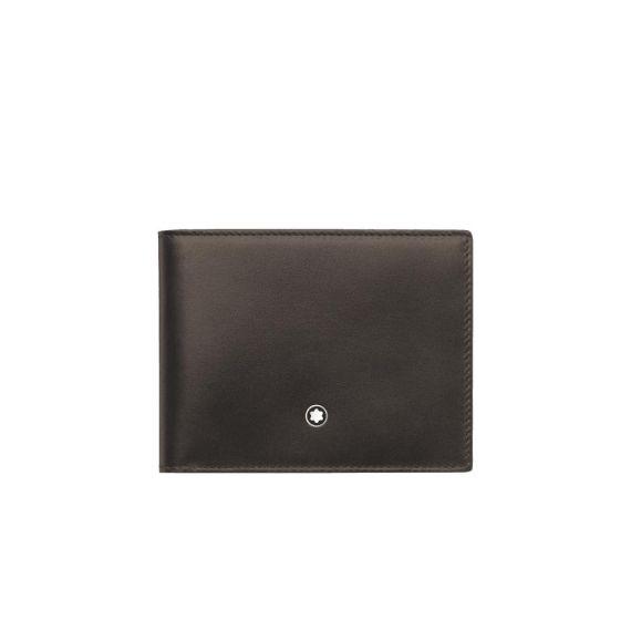 Meisterstück Wallet 6cc Dark Brown