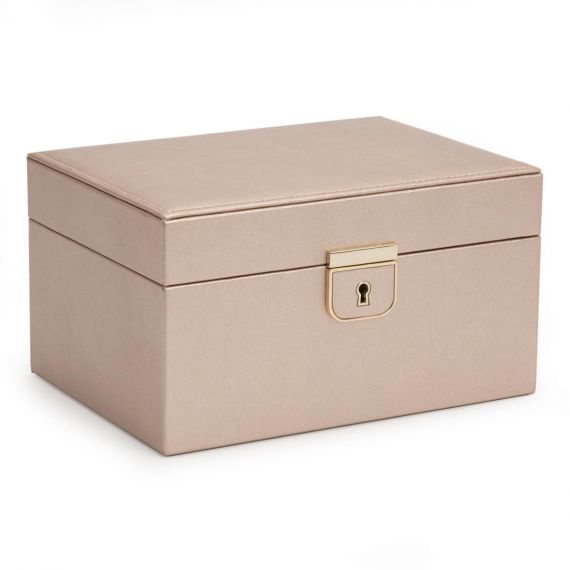 Palermo Small Jewellery Box in Rose Gold
