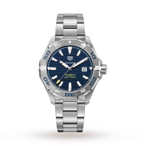 Tag Heuer Aquaracer Blue43