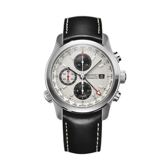 ALT1-WT/WH 43mm World Time Watch