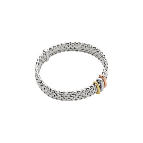 Flex'It Prima 18ct White Gold Bracelet