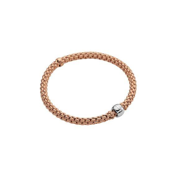 Flex'It Solo 18ct Rose Gold Bracelet