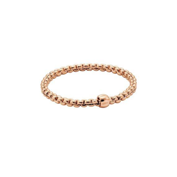 18ct Rose Gold Olly Flex'It Bracelet