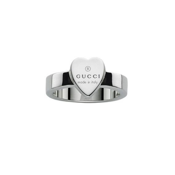 Trademark Heart Ring - Size 15