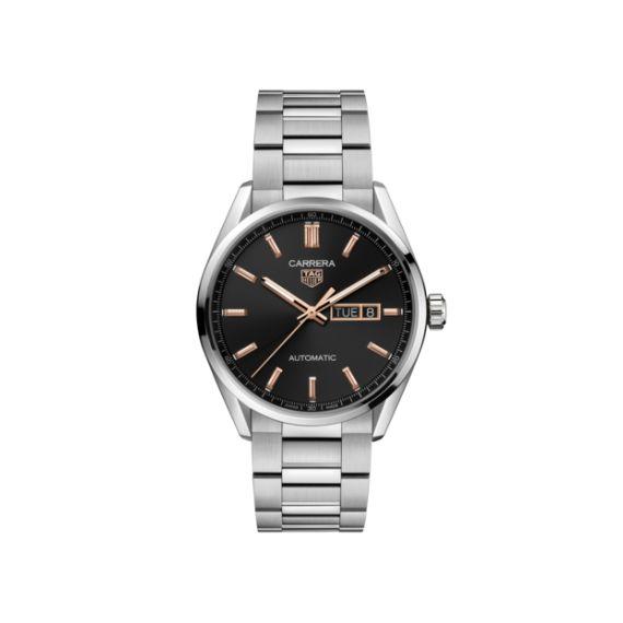 Carrera Day Date 41mm Automatic Watch