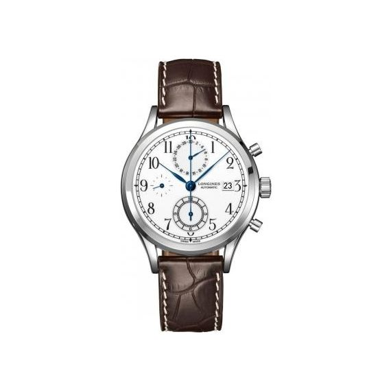 Heritage Classic Steel 41mm Automatic Chronograph Watch