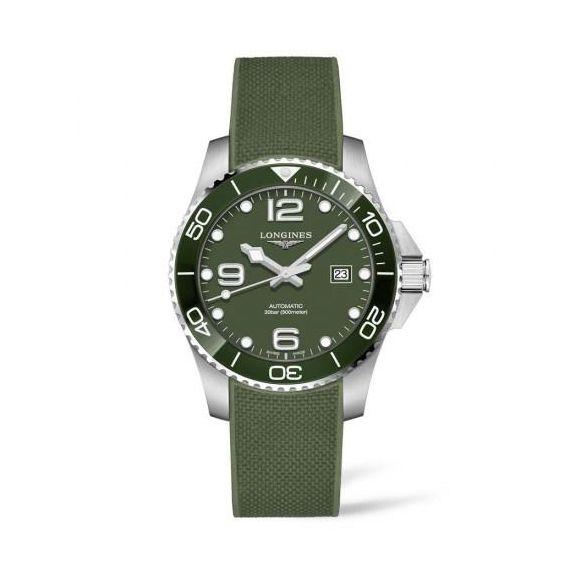 STL/CER GREEN 43mm