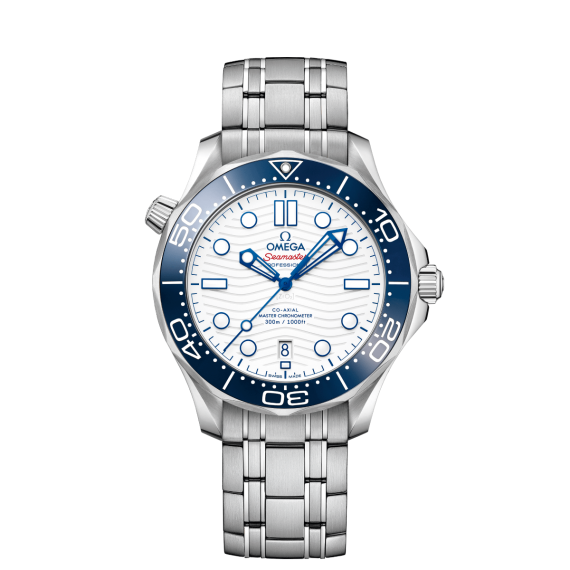 Seamaster Diver 300 Tokyo 2020 42mm Automatic Watch
