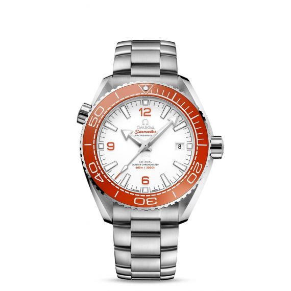 Seamaster Planet Ocean 600m Co-Axial Chronometer 43.5mm Watch