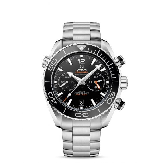Seamaster Planet Ocean 600m Co-Axial Master Chronometer Chronograph 45.5mm Watch
