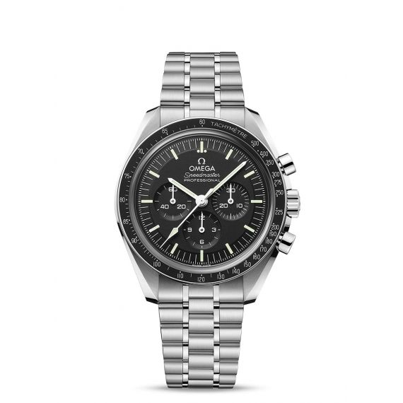 Speedmaster Moonwatch Professional Co-Axial Master Chronometer Chronograph 42mm Watch