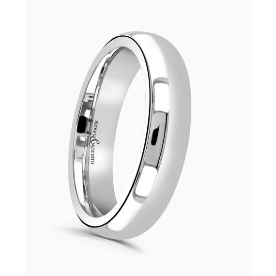 Platinum 2mm Wedding Ring