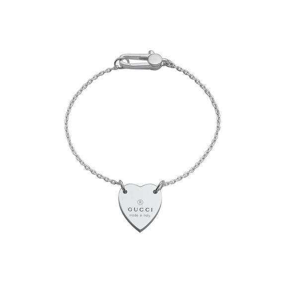 Trademark Heart Bracelet - Size 21cm