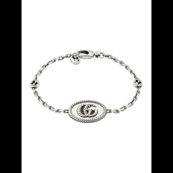 GG Marmont Aged Bracelet - Size 17cm