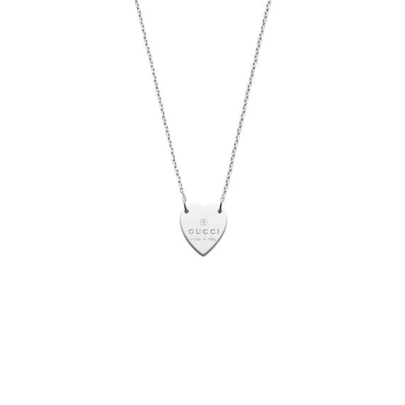 Trademark Heart Necklace