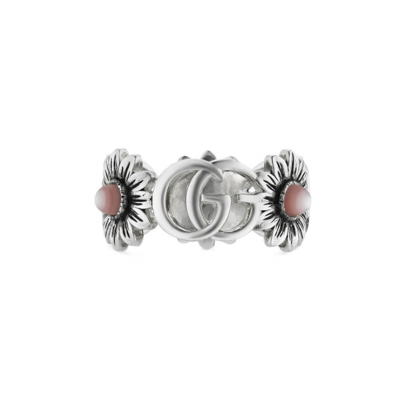 GG Marmont Flower Ring - Size 15