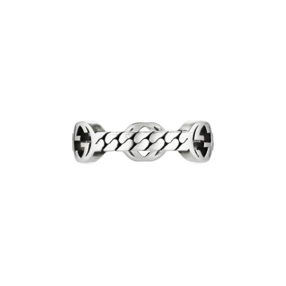 Interlocking G Ring - Size 15